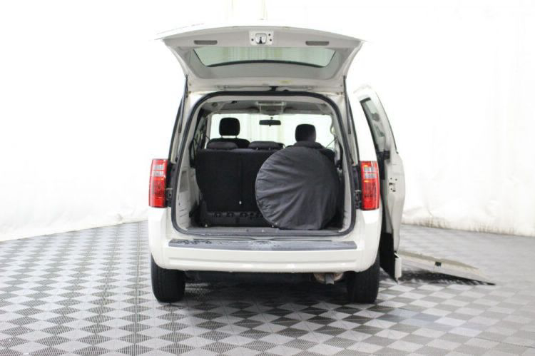 2008 Dodge Grand Caravan SXT Wheelchair Van For Sale #5
