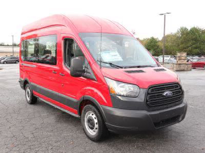 New Wheelchair Van for Sale - 2019 Ford Transit High Roof 350 - 12 Wheelchair Accessible Van VIN: 1FBZX2XM9KKB49106