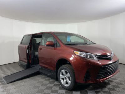 New Wheelchair Van for Sale - 2020 Toyota Sienna LE Standard Wheelchair Accessible Van VIN: 5TDKZ3DC8LS059769