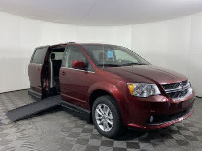 New Wheelchair Van for Sale - 2019 Dodge Grand Caravan SXT Wheelchair Accessible Van VIN: 2C4RDGCGXKR788310