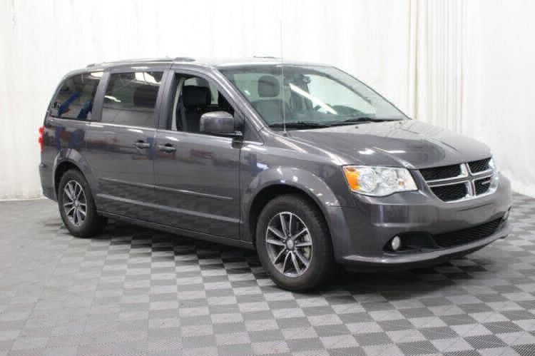2017 Dodge Grand Caravan SXT Wheelchair Van For Sale #1
