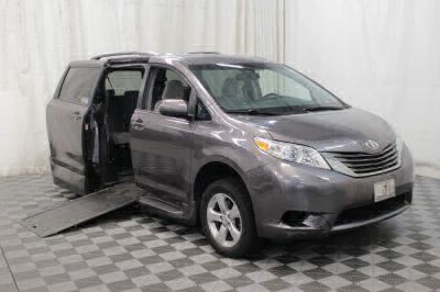 Commercial Wheelchair Vans for Sale - 2015 Toyota Sienna LE ADA Compliant Vehicle VIN: 5TDKK3DC6FS610905