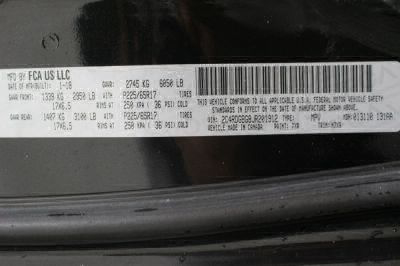 2018 Dodge Grand Caravan Wheelchair Van For Sale -- Thumb #22