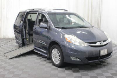 Used Wheelchair Van for Sale - 2008 Toyota Sienna XLE Limited Wheelchair Accessible Van VIN: 5TDZK22C18S205260