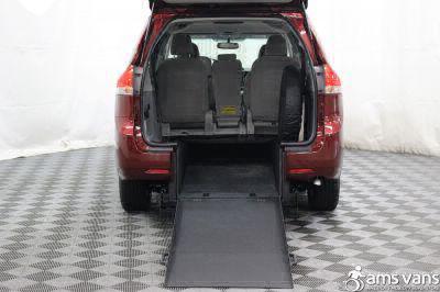 2011 Toyota Sienna Wheelchair Van For Sale -- Thumb #3