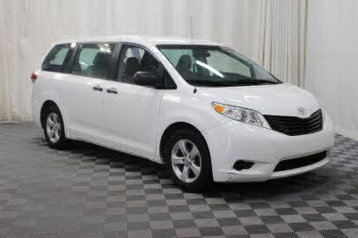 Used 2014 Toyota Sienna L Wheelchair Van