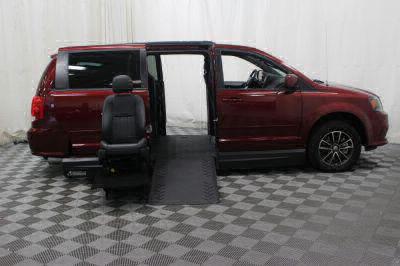 New Wheelchair Van for Sale - 2017 Dodge Grand Caravan GT Wheelchair Accessible Van VIN: 2C4RDGEG3HR790633