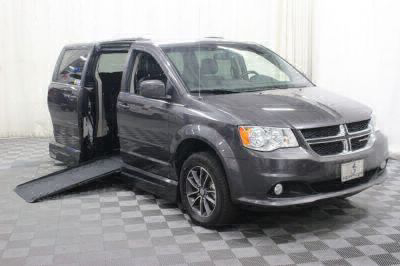 New Wheelchair Van for Sale - 2017 Dodge Grand Caravan SXT Wheelchair Accessible Van VIN: 2C4RDGCG9HR800987