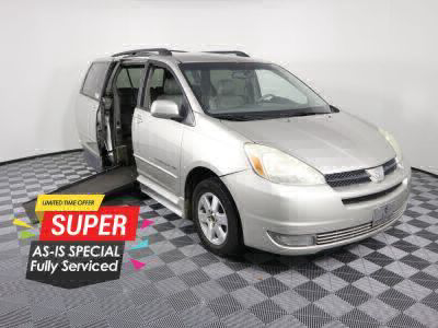 Used Wheelchair Van for Sale - 2004 Toyota Sienna XLE Wheelchair Accessible Van VIN: 5TDZA22C34S195151