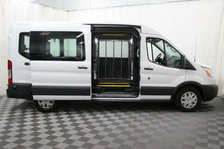 2018 Ford Transit Passenger 350 XLT Wheelchair Van For Sale #10