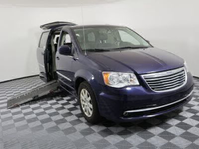 Used Wheelchair Van for Sale - 2016 Chrysler Town & Country Touring Wheelchair Accessible Van VIN: 2C4RC1BG8GR228987