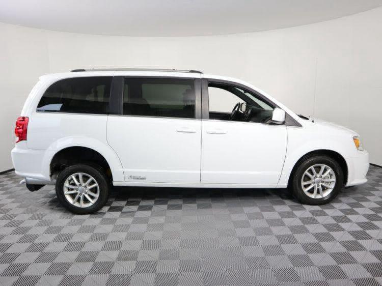 2018 Dodge Grand Caravan SXT Wheelchair Van For Sale #28