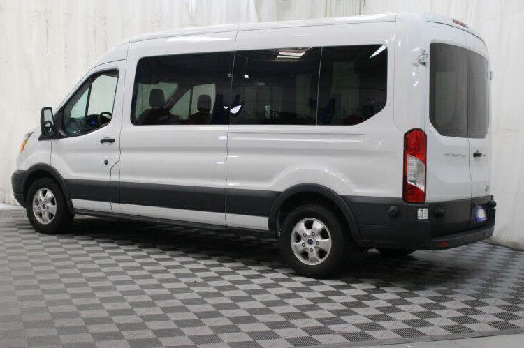 2017 Ford Transit Passenger 350 XLT 15 Wheelchair Van For Sale #11