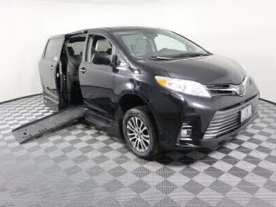 New Wheelchair Van for Sale - 2019 Toyota Sienna XLE Wheelchair Accessible Van VIN: 5TDYZ3DC1KS017159