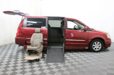 2012 Chrysler Town and Country Wheelchair Van For Sale -- Thumb #16