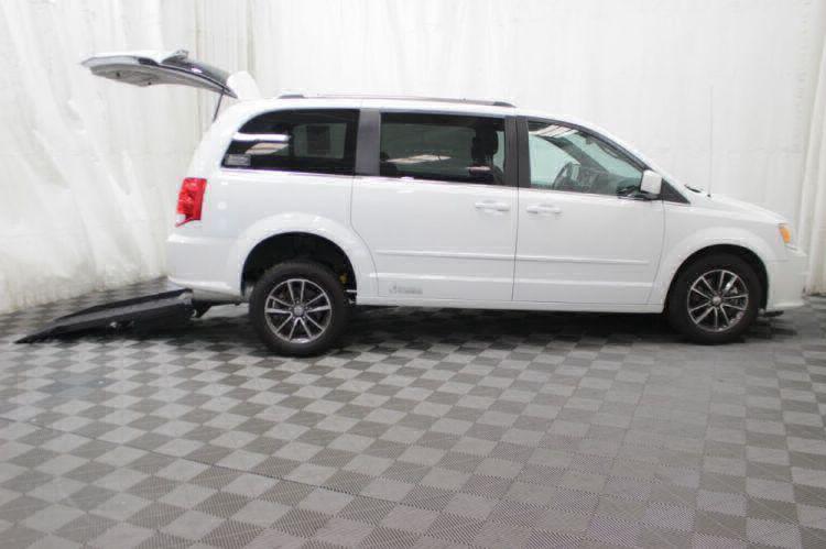 2017 Dodge Grand Caravan SXT Wheelchair Van For Sale #2