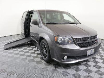 Handicap Van for Sale - 2015 Dodge Grand Caravan SXT Wheelchair Accessible Van VIN: 2C4RDGCG1FR664223