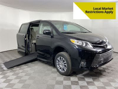 New Wheelchair Van for Sale - 2020 Toyota Sienna XLE Wheelchair Accessible Van VIN: 5TDYZ3DC7LS084060