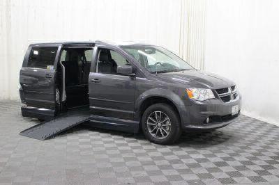 Handicap Van for Sale - 2017 Dodge Grand Caravan SXT Wheelchair Accessible Van VIN: 2C4RDGCG8HR558340
