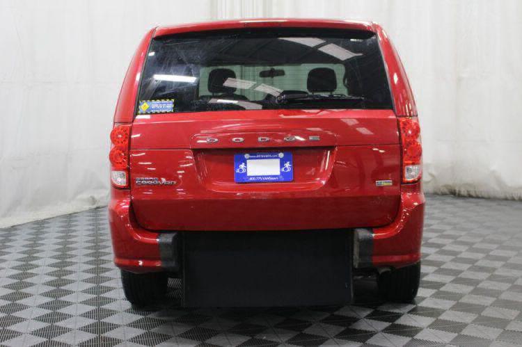 2016 Dodge Grand Caravan SE Wheelchair Van For Sale #5