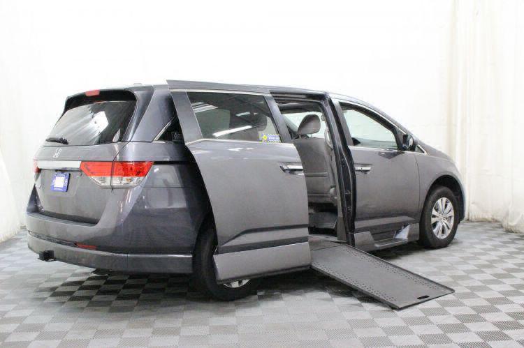 2016 Honda Odyssey EX-L Wheelchair Van For Sale #3