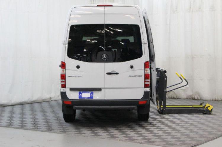 2016 Mercedes-Benz Sprinter 2500 144 WB Wheelchair Van For Sale #6