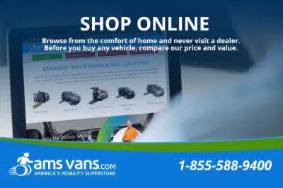 2007 Dodge Grand Caravan Wheelchair Van For Sale -- Thumb #24