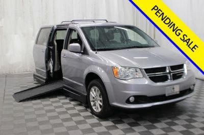 New Wheelchair Van for Sale - 2018 Dodge Grand Caravan SXT Wheelchair Accessible Van VIN: 2C4RDGCG0JR238306