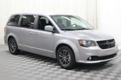 Commercial Wheelchair Vans for Sale - 2018 Dodge Grand Caravan SE Plus ADA Compliant Vehicle VIN: 2C4RDGBG1JR215005
