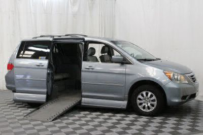 Used Wheelchair Van for Sale - 2009 Honda Odyssey EX-L Wheelchair Accessible Van VIN: 5FNRL38639B016474