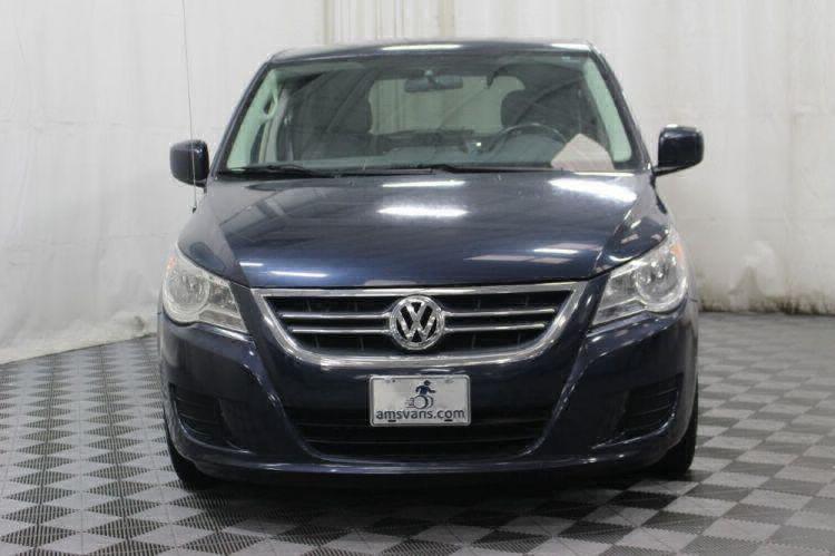2009 Volkswagen Routan SE Wheelchair Van For Sale #11