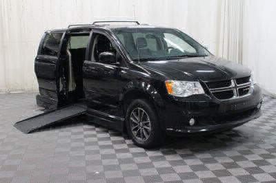New Wheelchair Van for Sale - 2017 Dodge Grand Caravan SXT Wheelchair Accessible Van VIN: 2C4RDGCG9HR689910