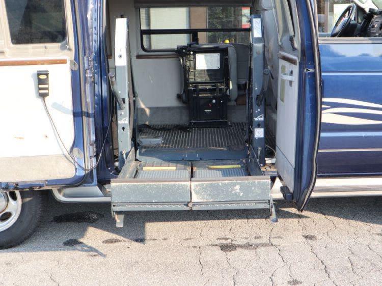 2012 Ford Econoline E150 E-150 Wheelchair Van For Sale #29