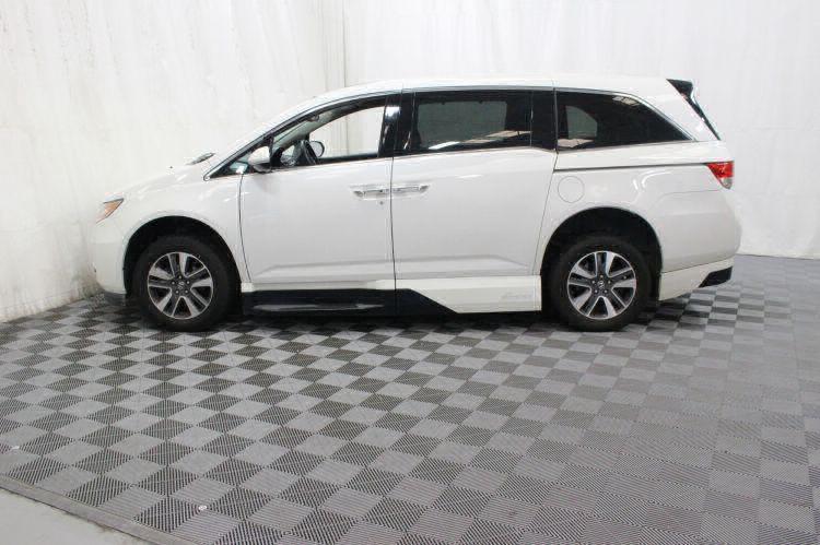 2014 Honda Odyssey Touring Elite Wheelchair Van For Sale #14
