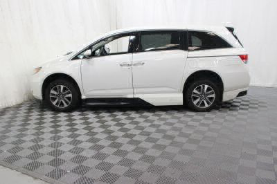 2014 Honda Odyssey Wheelchair Van For Sale -- Thumb #14