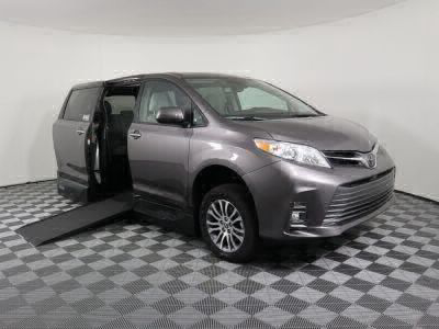 New Wheelchair Van for Sale - 2020 Toyota Sienna XLE Wheelchair Accessible Van VIN: 5TDYZ3DC8LS070183