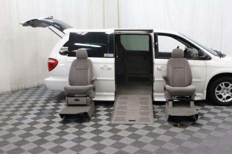 2002 Dodge Grand Caravan Sport Wheelchair Van For Sale #17