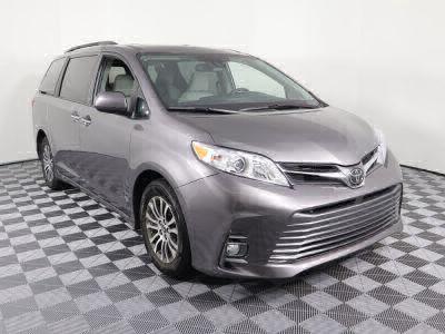 New Wheelchair Van for Sale - 2019 Toyota Sienna XLE Wheelchair Accessible Van VIN: 5TDYZ3DC6KS972782