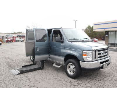 Handicap Van for Sale - 2011 Ford E-Series Cargo E-250 Wheelchair Accessible Van VIN: 1FTNE2EL7BDA79328