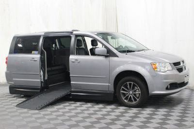 Used 2017 Dodge Grand Caravan SXT Wheelchair Van