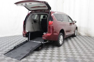 New Wheelchair Van for Sale - 2018 Chrysler Pacifica Touring L Wheelchair Accessible Van VIN: 2C4RC1BG6JR119659