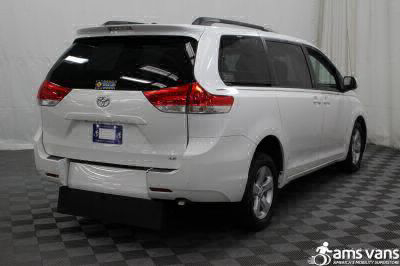 2011 Toyota Sienna Wheelchair Van For Sale -- Thumb #10
