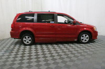 2013 Dodge Grand Caravan Wheelchair Van For Sale -- Thumb #5