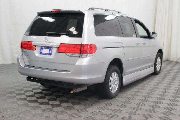 2010 Honda Odyssey EX-L w/DVD Wheelchair Van For Sale #8