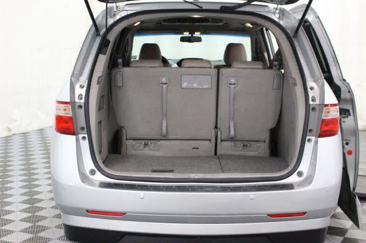 2012 Honda Odyssey Touring Elite Wheelchair Van For Sale #4