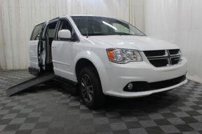 New Wheelchair Van for Sale - 2017 Dodge Grand Caravan SXT Wheelchair Accessible Van VIN: 2C4RDGCG6HR861388