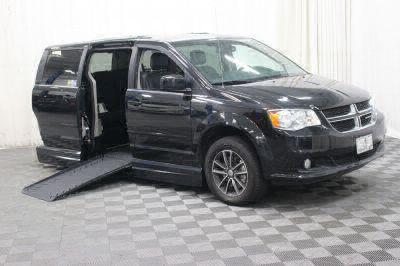 Handicap Van for Sale - 2017 Dodge Grand Caravan SXT Wheelchair Accessible Van VIN: 2C4RDGCG6HR558109