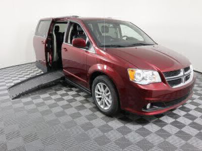 New Wheelchair Van for Sale - 2019 Dodge Grand Caravan SXT Wheelchair Accessible Van VIN: 2C4RDGCG7KR619796