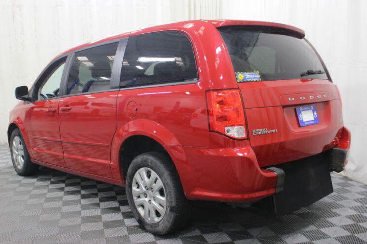 2016 Dodge Grand Caravan SE Wheelchair Van For Sale #19