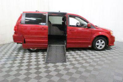 2013 Dodge Grand Caravan Wheelchair Van For Sale -- Thumb #2